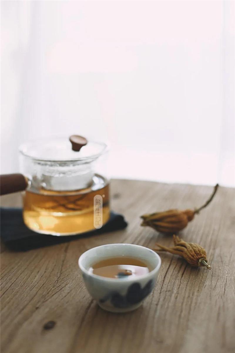 斛生记|霍山石斛|老白茶